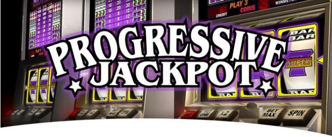 Progressive jackpot canada
