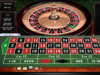 roulette canadian casino